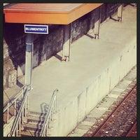 Photo taken at PNR (Blumentritt Station) by Jacq S. on 1/27/2013