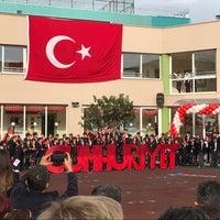 Photo taken at TAKEV Karşıyaka Kampüsü by Onur D. on 10/29/2017