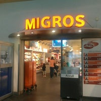 Photo taken at Migros M by t2yx on 8/19/2013
