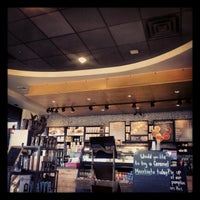 Photo taken at Starbucks by Miles Witt B. on 10/14/2012