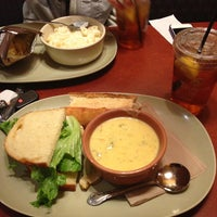 Photo taken at Panera Bread by Brian C. on 12/31/2012