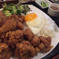 Photo taken at Island Cafe HANA by Kazuyuki F. on 11/3/2016