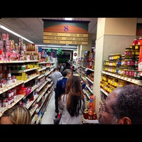 Photo taken at Associated Supermarket by Robert S. on 10/28/2012