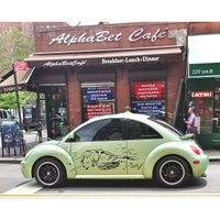 Photo taken at Alphabet Cafe by Robert S. on 6/3/2013