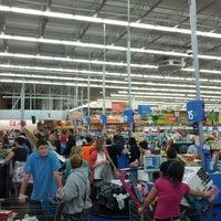 Photo taken at Walmart Supercenter by TweakMyDevice on 11/23/2012