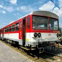 Photo taken at Železničná stanica Prievidza by Roman L. on 6/24/2017