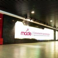 """Photo taken at MADE """"Comunicación que Emociona"""" by Michael D. on 8/2/2013"""
