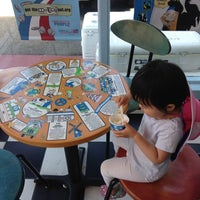 Photo taken at Ben & Jerry's by Duan L. on 7/20/2014