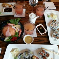 Photo taken at Natsumi by Jessica D. on 3/29/2013