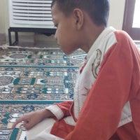 Photo taken at Masjid Sukajadi by Didik P. on 7/15/2014