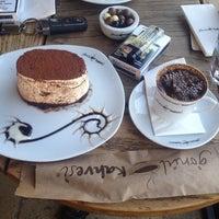 12/4/2014 tarihinde Ayşegül♥️Hilal 🇹🇷🇹🇷🇹🇷ziyaretçi tarafından Gönül Kahvesi'de çekilen fotoğraf