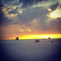 Photo taken at Siesta Key Beach by Emily G. on 9/26/2012