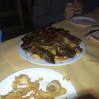 Photo taken at Meson El Rancho by Ana Patricia G. on 1/15/2013