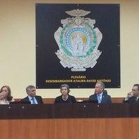 Photo taken at Tribunal de Justiça do Estado do Amazonas - TJAM by Adriano Castro O. on 7/24/2013