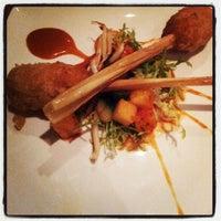 Das Foto wurde bei Restaurant Blauw von Ronald K. am 12/7/2012 aufgenommen