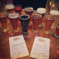 Photo taken at Pyramid Brewery & Alehouse by Julia on 7/2/2013