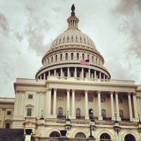 Photo taken at United States Capitol by Nicholas B. on 4/28/2013