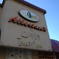 Photo taken at Albertaco's Mexican Food Inc. by Arthur K. on 1/19/2013