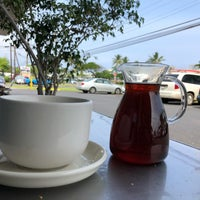 Photo taken at Maui Coffee Roasters by Jason L. on 2/15/2018
