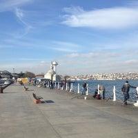Das Foto wurde bei Üsküdar Deniz Feneri von Fatih A. am 11/13/2012 aufgenommen