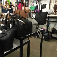 Photo taken at Bloomingdale's Outlet by nicky w. on 10/3/2015