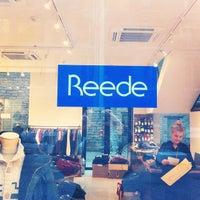 Photo taken at Reede by Madis N. on 11/23/2012