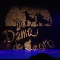Photo taken at Teatro Julio Prieto by elsa a. on 7/6/2013