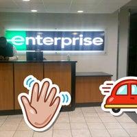 Photo taken at Enterprise Rent-A-Car by Stephen J. on 4/24/2017