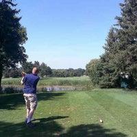 Photo taken at Oak Glen Golf Course by Stephen J. on 8/23/2013