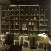 Photo taken at 4+ Social Caffè by Intraprenor D. on 1/15/2016