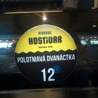 6/3/2018にOtto T.がPivovar Hostivar H2で撮った写真