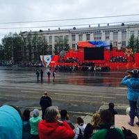 Photo taken at Пермский Политехнический Университет by Nastya💎 on 5/5/2015