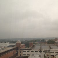 Photo taken at Marriott Winston-Salem by DurhamParalegal on 7/27/2013