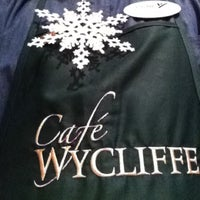 Photo taken at Cafe Wycliffe by Brian S. on 12/5/2012