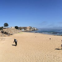 Photo taken at Breakwater Beach by Sinan . on 7/26/2014