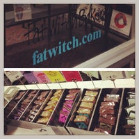 Photo taken at Fat Witch Bakery by Lindsay R. on 10/10/2013
