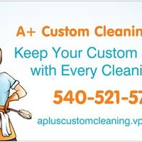 Photo taken at A Plus Custom Cleaning, Inc. by Bobby Alicia I. on 3/13/2015