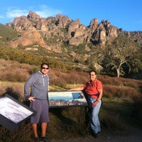 Photo taken at Pinnacles National Park by Peter M. on 3/25/2013