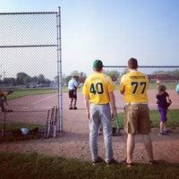 Photo taken at Robert Crawford Baseball Fields by Jeff P. on 5/20/2013