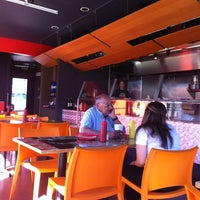 Photo taken at Billy's Gourmet Hot Dogs by Hannah M. on 10/8/2012