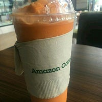 Photo taken at Café Amazon by Pang S. on 7/12/2016