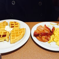 Photo taken at Denny's by Carlos B. on 3/3/2015