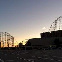 Photo taken at The Desperado Roller Coaster by Michelle L. on 12/30/2014