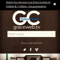 Photo taken at Grace Church by dan o. on 6/23/2013