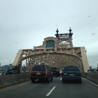 Photo taken at Ed Koch Queensboro Bridge by RC on 4/18/2013