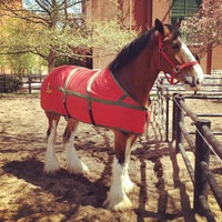 Photo taken at Anheuser-Busch Brewery Experiences by Chad K. on 4/20/2013