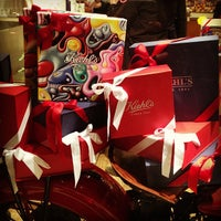 Photo taken at Kiehl's by Chad K. on 12/19/2012