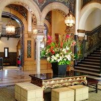 Foto tomada en Hotel Alfonso XIII por Storm M. el 7/7/2013