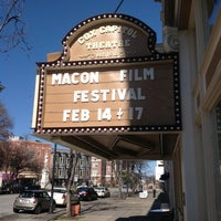 Photo taken at Cox Capitol Theatre by Terrell S. on 2/9/2013