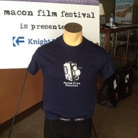 Photo taken at Macon Film Festival Headquarters by Terrell S. on 2/11/2013